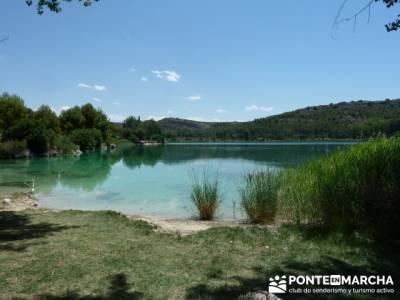 Parque Natural de las Lagunas de Ruidera - Ruidera; la almudena fiesta; excursiones fin de semana